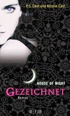 [Rezension] House of Night: Gezeichnet von P.C. Cast