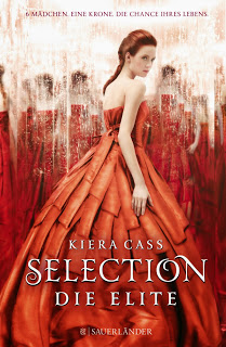 [Rezension] Selection - Die Elite von Kiera Cass
