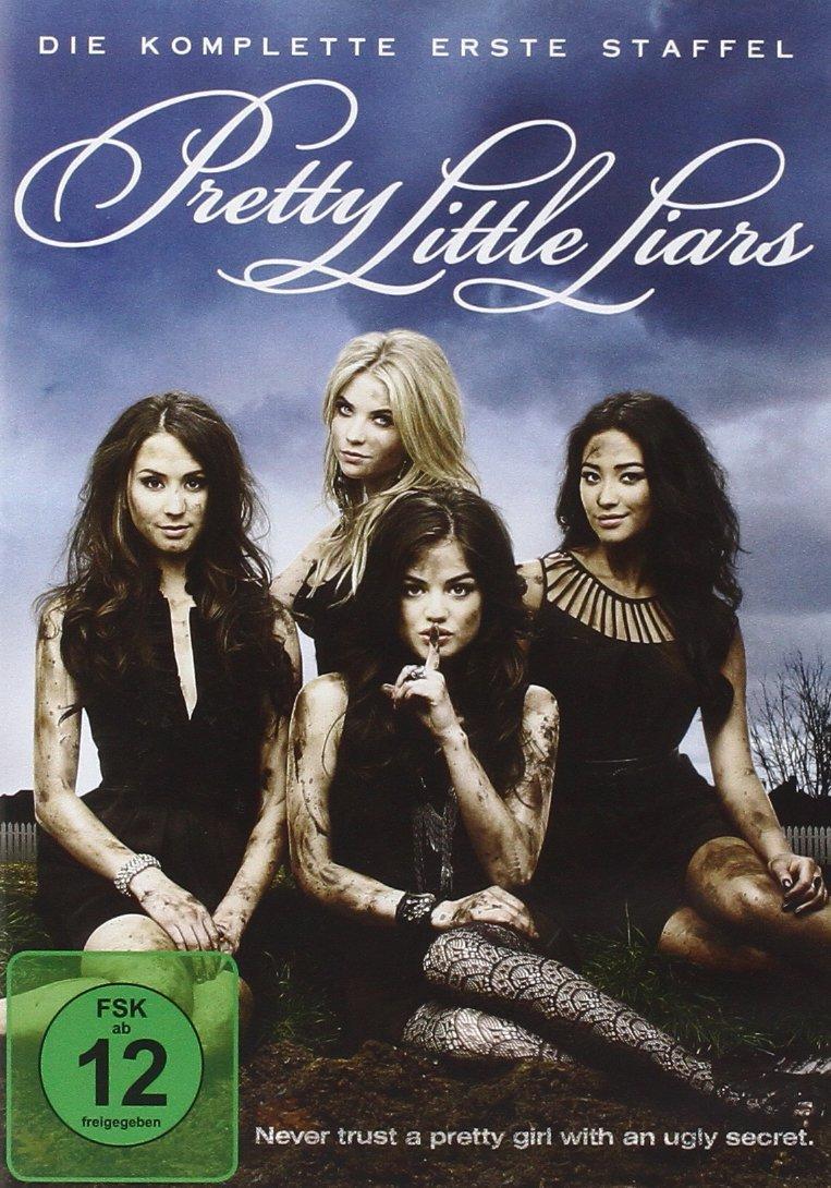 [Buch - Serie] Pretty Little Liars