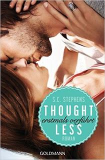 [Rezension] Thoughtless - Erstmals verführt von S.C. Stephens