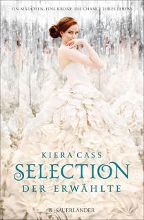 [Rezension] Selection: Der Erwählte von Kiera Cass