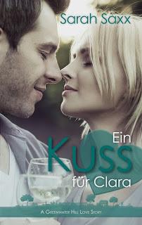 [Rezension] Ein Kuss für Clara von Sarah Saxx