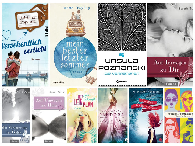 [TTT] #54 - 10 Bücher die in Deutschland spielen