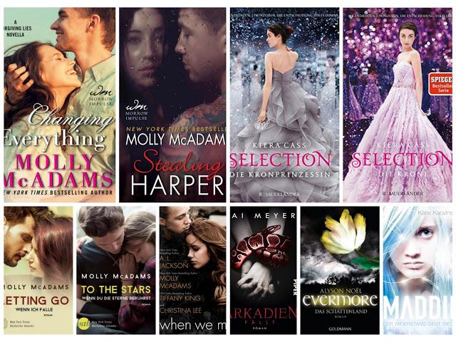 [TTT] #55 - 10 Bücher von deiner Wunschliste