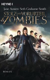 [Rezension] Stolz und Vorurteil und Zombies von Jane Austen & Seth Grahame-Smith