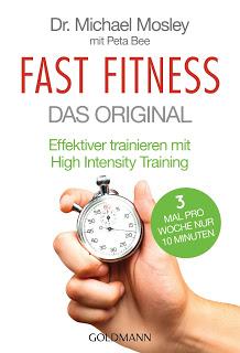[Rezension] Fast Fitness von Dr. Michael Mosley & Peta Bee