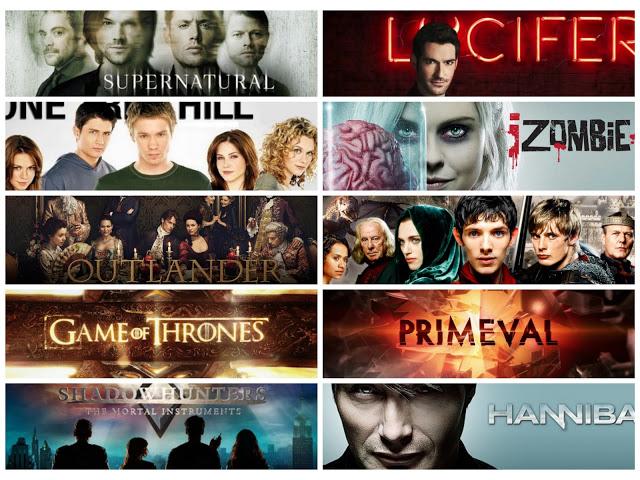 [TTT] #61 - Deine 10 liebsten TV-Serien