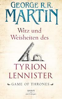[Kurzrezension] Witz und Weisheiten des Tyrion Lennister