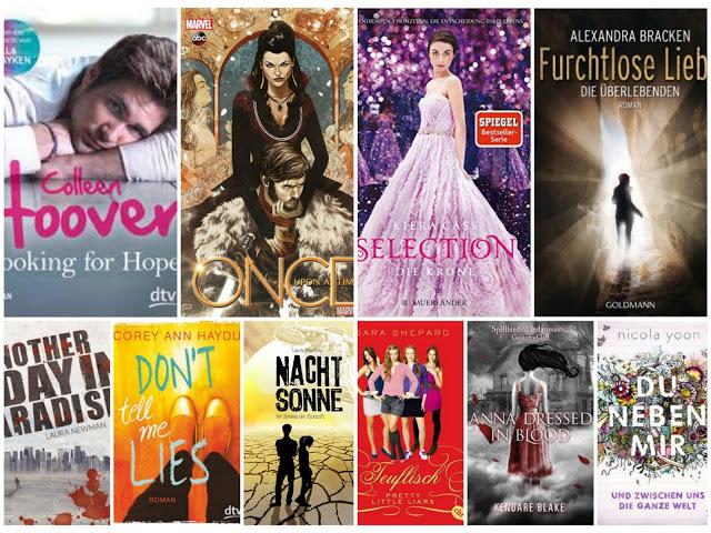 [TTT] #72 - 10 Bücher von meiner Wunschliste