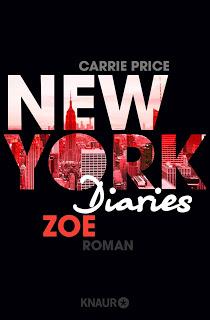 [Rezension] New York Diaries: Zoe von Carrie Price