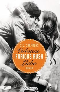 [Rezension] Furious Rush: Verbotene Liebe von S.C. Stephens