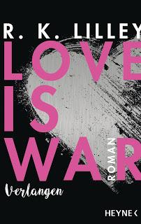 [Rezension] Love is War von R. K. Lilley