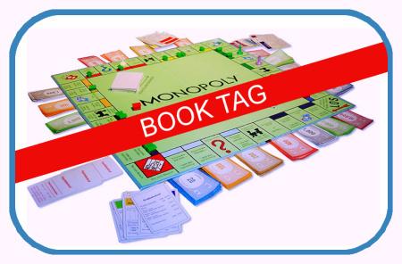 [TAG] Monopoly Book Tag