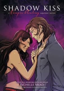 [Rezension] Frostbite + Shadow Kiss von Richelle Mead (Graphic Novel)