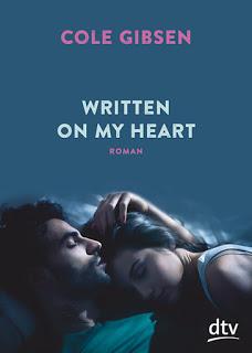 [Rezension] Written on my heart von Cole Gibsen