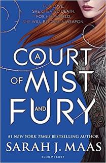 [Rezension] A court of mist and fury von Sarah J. Maas