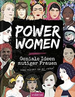 [Rezension] Power Women - Geniale Ideen mutiger Frauen