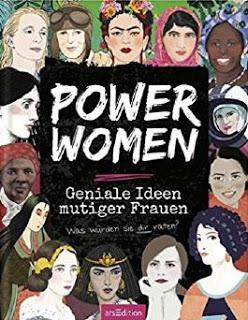 [Rezension] Power Women - Geniale Ideen mutiger Frauen