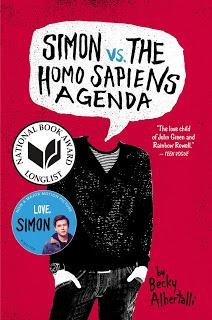 [Rezension] Simon vs. the homo sapiens agenda von Becky Albertalli